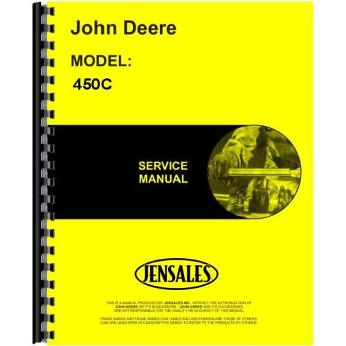 john deere 450c crawler service manual rh jensales com john deere 450c service manual pdf yaesu g 450c service manual