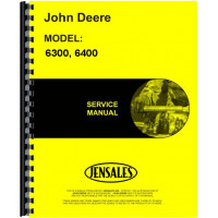 John Deere 6400 Free Tractor Data Jensales Specs