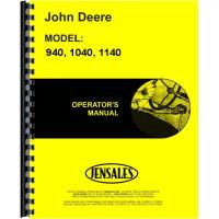 john deere 1040 free tractor data jensales specs rh jensales com