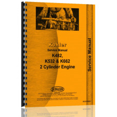 Image of Kohler Engine Service Manual
