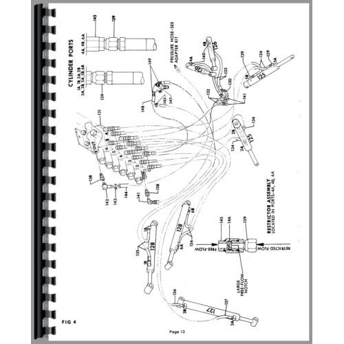kubota backhoe parts diagram