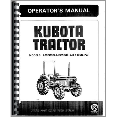 Kubota-L3350-Loader-Manual_94647_2-500x500 Wire Diagram Kubota Mx on