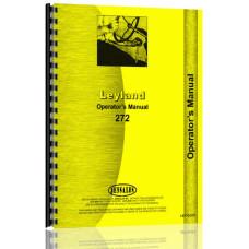 Leyland 272 Tractor Operators Manual