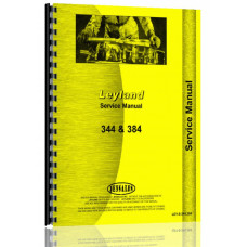 Leyland 250, 270, 344, 384 Tractor Service Manual