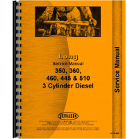Long 360 Tractor Service Manual