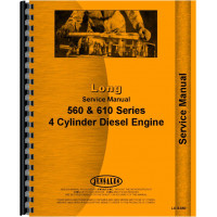 Long 560 Tractor Service Manual (1975-19)