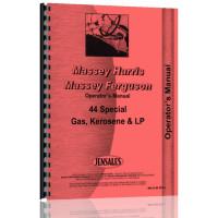 Massey Harris 44 Tractor Operators Manual (Special)