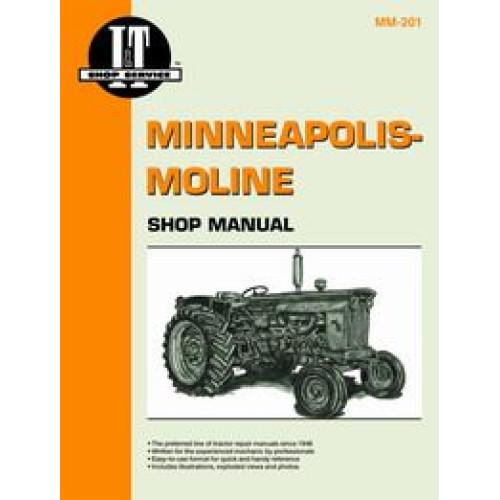 Minneapolis Moline M602 Tractor Service Manual It Shoprhjensales: Minneapolis Moline Wiring Diagrams At Gmaili.net