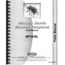 Massey Ferguson 1030-L Tractor Parts Manual