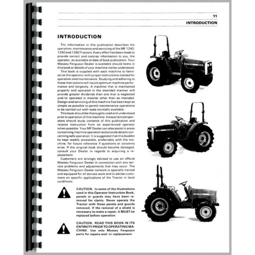 Reading Tire Sizes Tractor