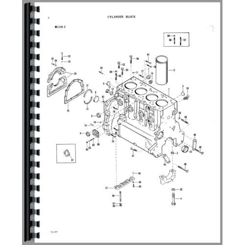 Massey Ferguson 180 Wiring Diagram