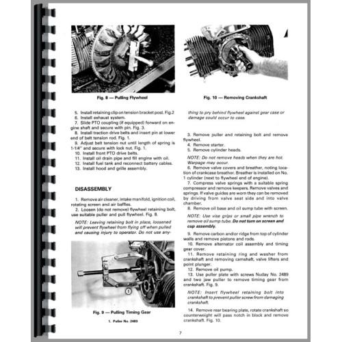 massey ferguson 1655 lawn garden tractor service manual rh jensales com massey ferguson 1655 owners manual Massey 1020 Tractor