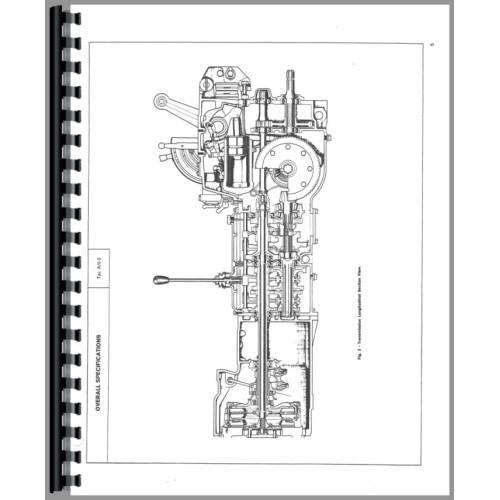 Massey Ferguson Schematic