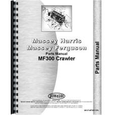 Massey Ferguson 300 Crawler Parts Manual