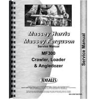 Massey Ferguson 300 Crawler Service Manual