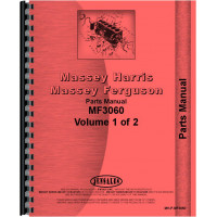 Image of Massey Ferguson 3060 Tractor Parts Manual