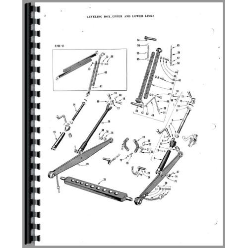 33 Massey Ferguson 35 Parts Diagram