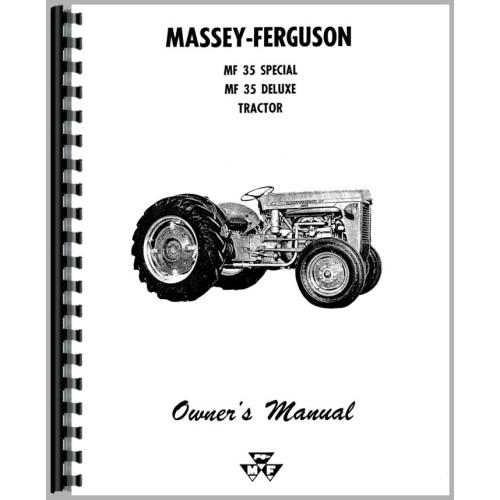 massey ferguson 35 tractor operators manual rh jensales com massey ferguson 35 manual free massey ferguson 35 shop manual pdf