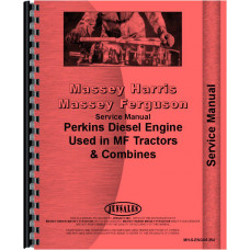 Perkins  Combine Service Manual