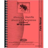Massey Ferguson 2200 Loader Attachment Parts Manual