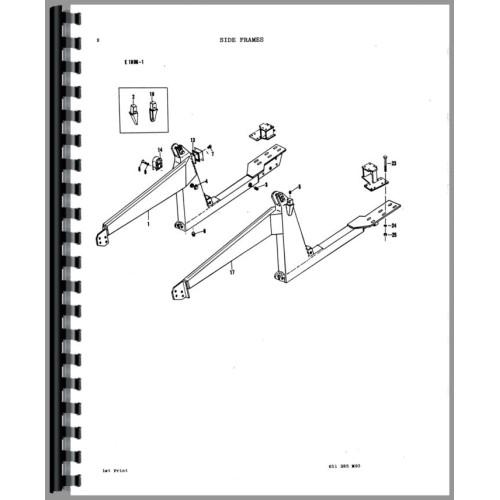 massey ferguson 150 loader attachment parts manual rh jensales com Massey Ferguson Combines Massey Ferguson Combines