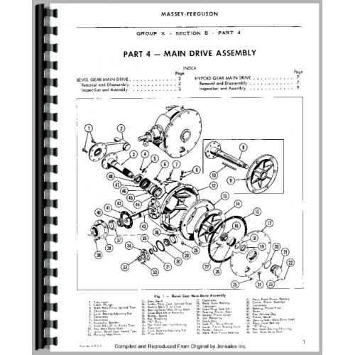 new holland 630 round baler service manual
