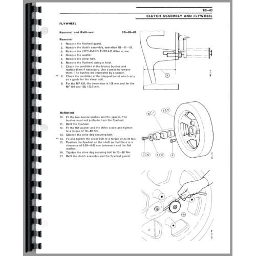 new holland 638 648 658 678 688 round baler service shop repair manual 999