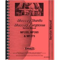 Massey Ferguson 255 Tractor Service Manual (1975-1981)