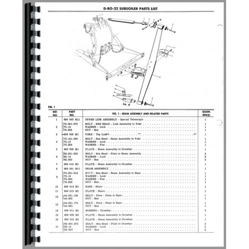 Ferguson To 20 Parts Catalog : Ferguson to tractor parts manual implements