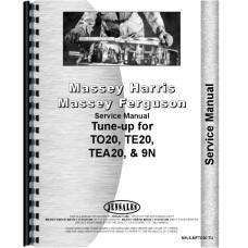 Ferguson 9N Tune-Up Service Manual