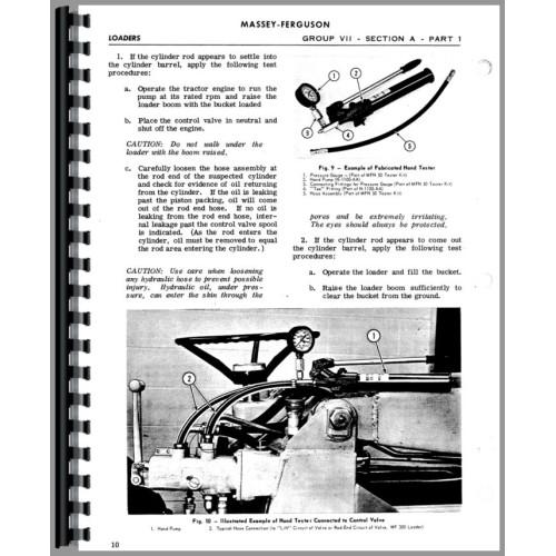 massey ferguson 165 loader attachment 100 service manual rh jensales com massey ferguson 165 service manual massey ferguson 165 service manual pdf