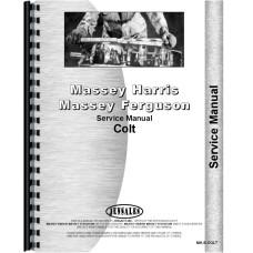Massey Harris Colt Tractor Service Manual