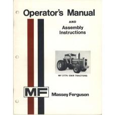 Massey Ferguson 2745 Tractor Operator's Manual (MF)