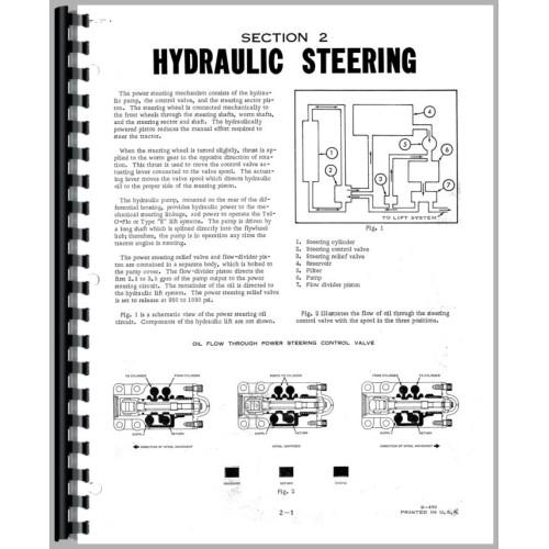 Minneapolis Moline M670 Super Tractor Service Manual