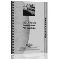 Image of New Idea 710 Combine Operators Manual