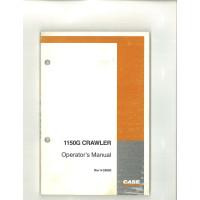 Case 1150G Crawler Operator's Manual