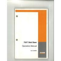 Case 75XT Skid Steer Operator's Manual