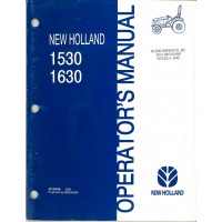 New Holland 1530 Tractor Operator's Manual (42153021)