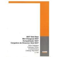 Case 90XT Skid Steer Parts Manual (7-2464)