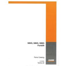 Case 585G Forklift Parts Manual (7-5443NA)