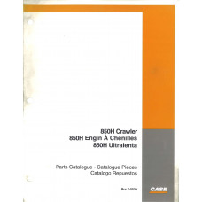 Case 580H Crawler Parts Manual (7-5520)