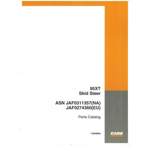 case 95xt skid steer parts manual 7 8240na rh jensales com Case 95XT Auction case 95xt service manual pdf