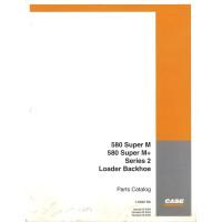 Case 580 SUPER M+ Tractor Loader Backhoe Parts Manual (7-9043NA)