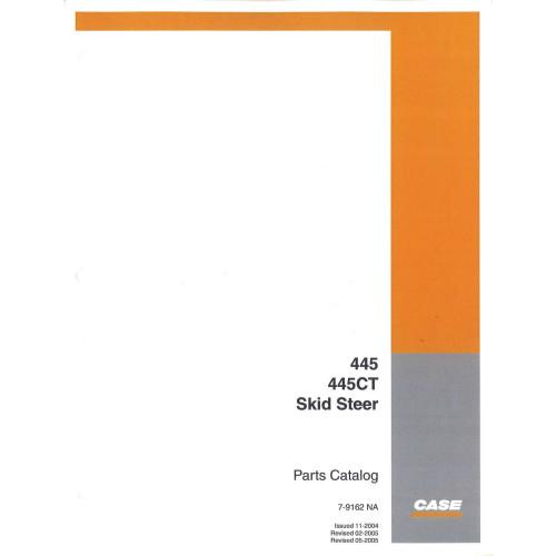 case skid steer parts manual 445 skid steer 445ct skid steer rh jensales com Case 445CT Specs Case 445CT Specs