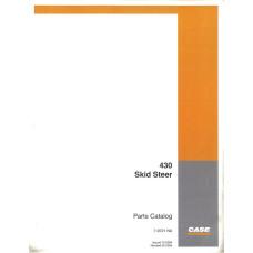 Case 430 Skid Steer Parts Manual (7-9721NA)