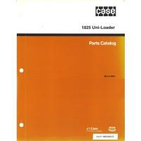 Case 1825 Uniloader Parts Manual (83421)