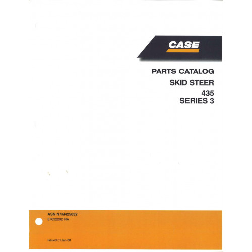 33 Case Skid Steer Parts Diagram