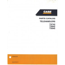 Case TX742 Telehandler Parts Manual (87684643NA)