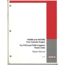 Case 445M2 Four Cylinder Engine Service Manual (6-17660)