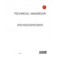 Case 321D Wheel Loader Service Manual (9-93150NA)